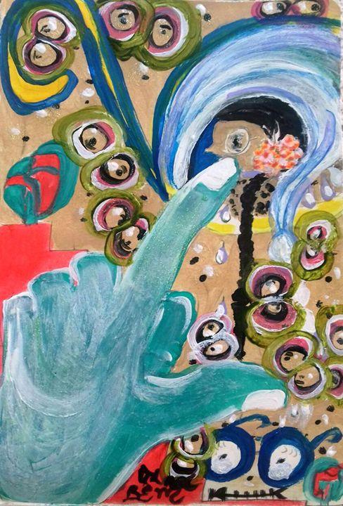 BRA experiences. The Tears speak - Darabem artist