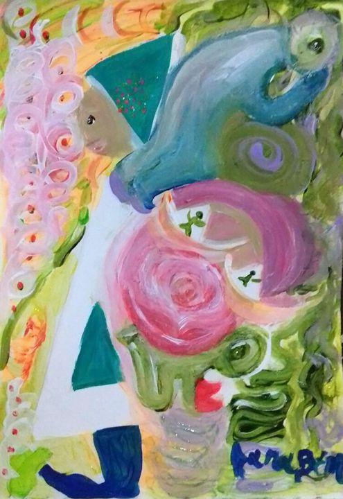 Hope for the better days - Darabem artist