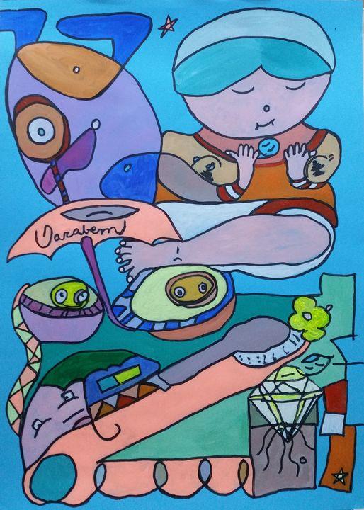 Hoje - Darabem artist