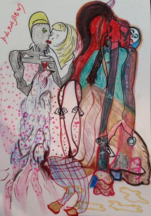 Kaleidoscope cast II - Darabem artist