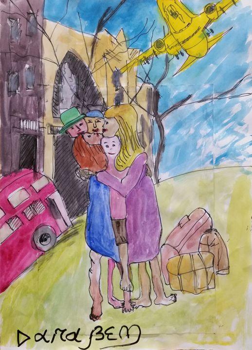 The Family trip - Darabem artist