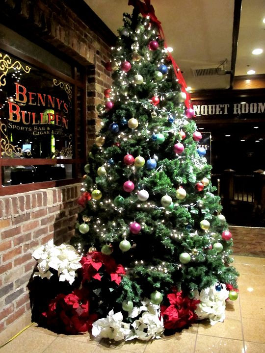 Christmas Tree - ZoArt