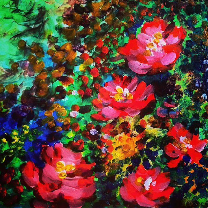 petals of bloom - lizabellana
