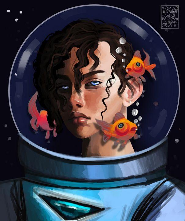 Space - Tae's Digital Art