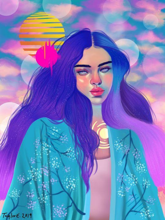 Carley - Tae's Digital Art