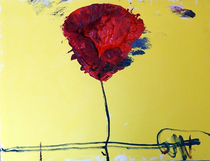 Rose - VietNam_Modern Art