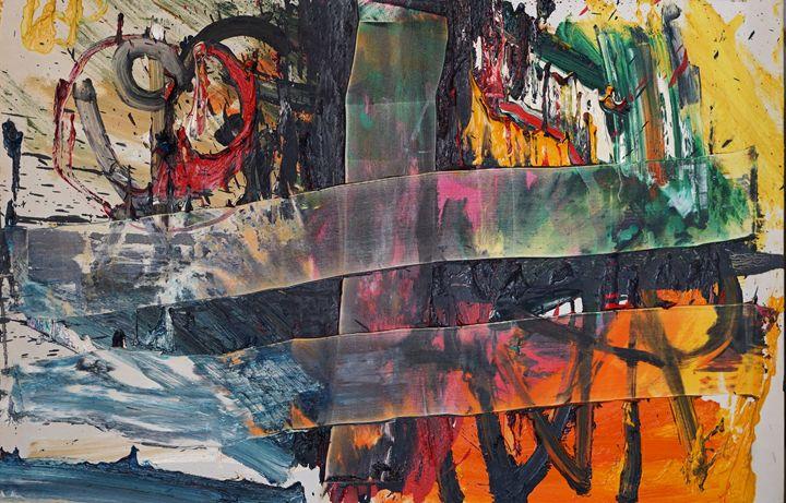 Landscape - VietNam_Modern Art