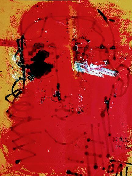 Ghost of war - VietNam_Modern Art