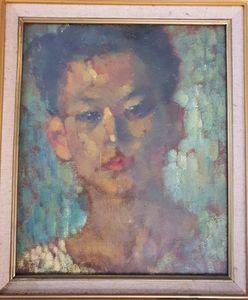 Artisr's self portrait