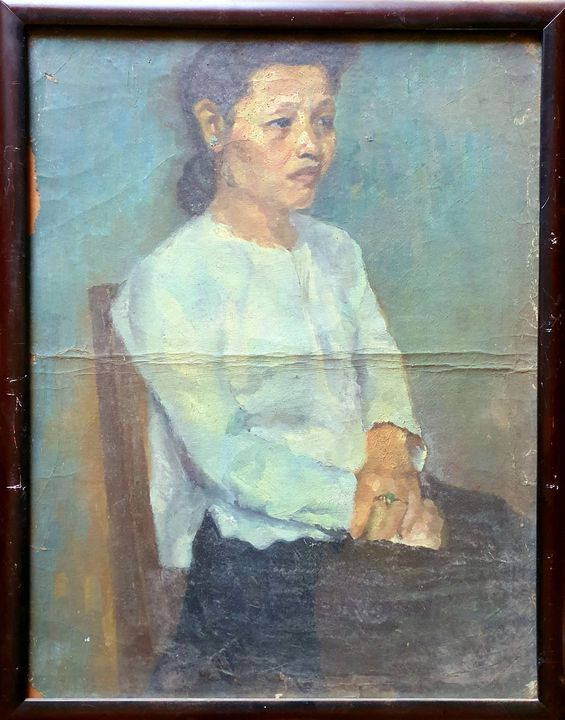 Portrait - VietNam_Modern Art