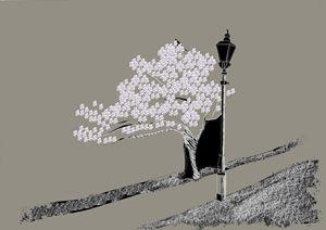 """Tree In Blossom"""
