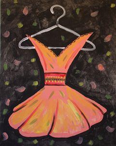 Frou-Frou Dress #1