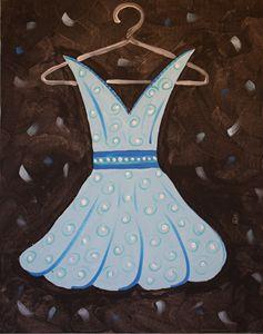 Frou-Frou Dress #2 - Serendipities by Dena