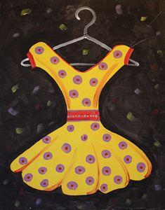 Frou-Frou Dress #3