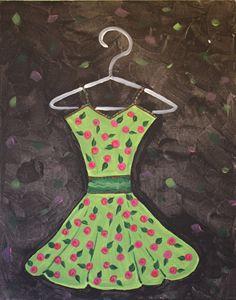 Frou-Frou Dress #4 - Serendipities by Dena