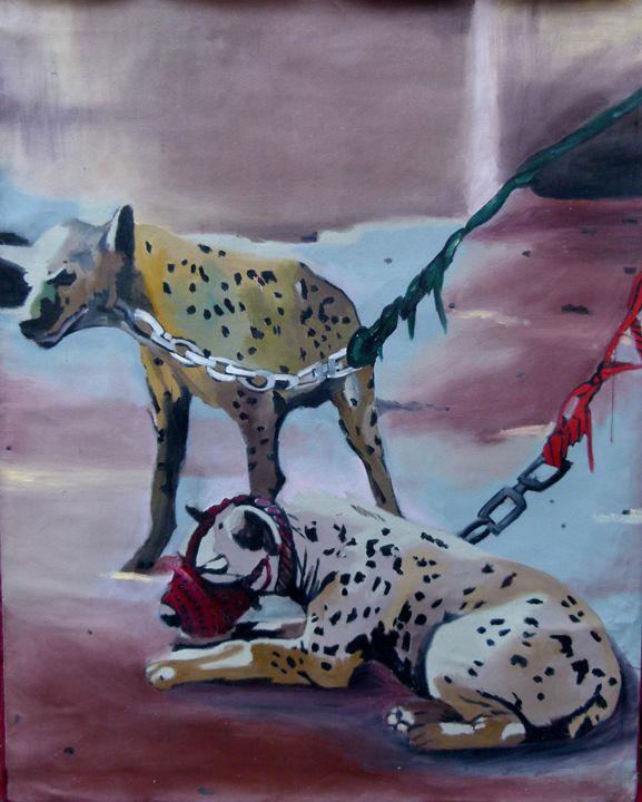 hyenas - Soso kumsiashvili