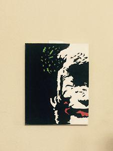 Acrylic painting 12X14