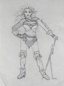 Heavy Metal Warrior