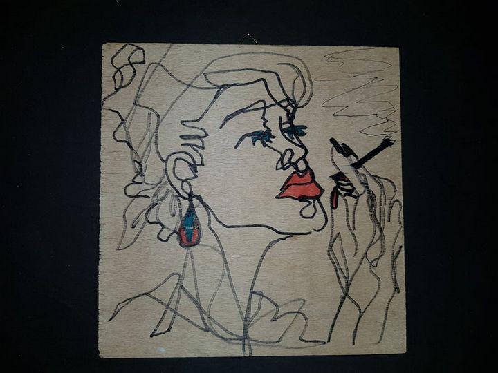 Smoking elegance - Condurel Arts