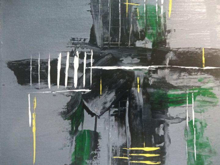 Moving pass - Art by Gilbert