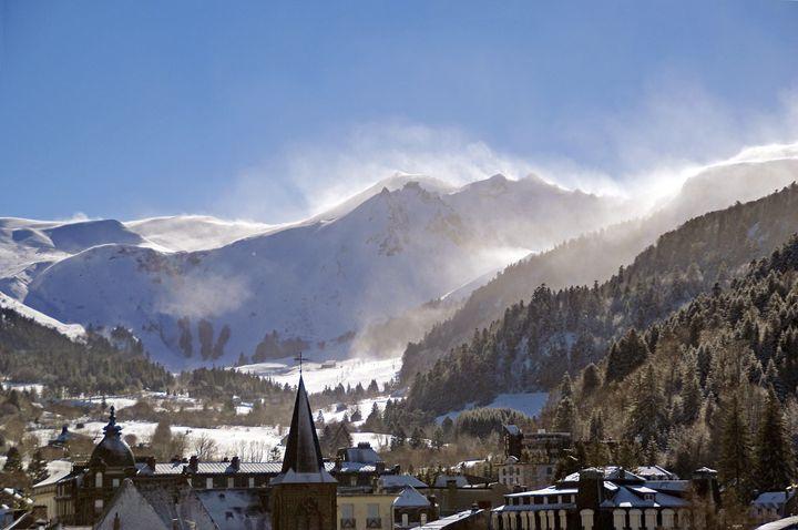 Le Mont-Dore - Rod Jones Photography