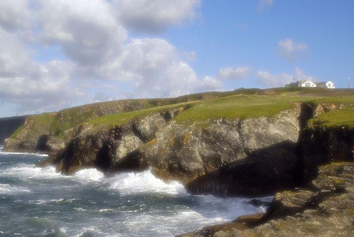 Cornish Coastline - Rod Jones Photography