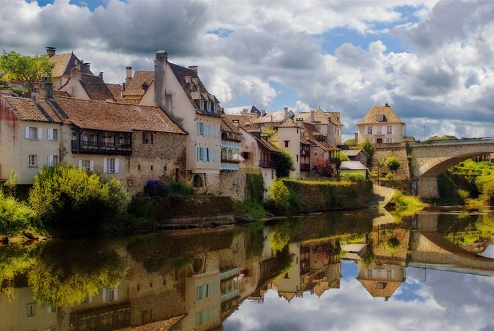 Argentat and the Dordogne River - Rod Jones Photography