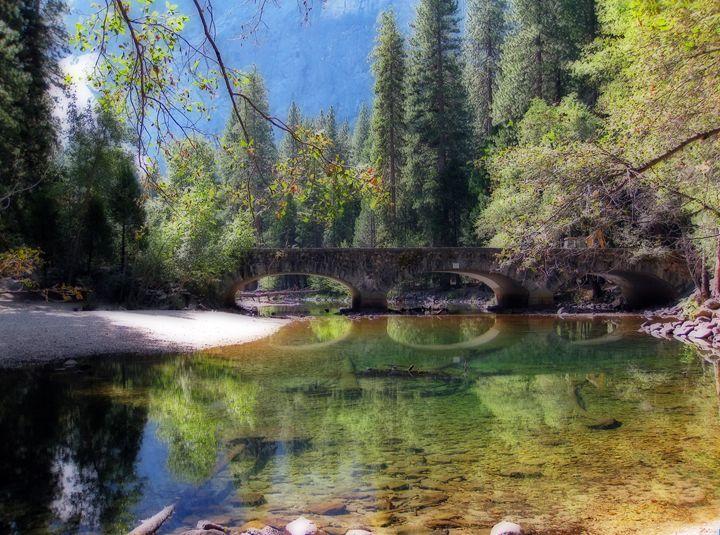 Yosemite's Merced River - Rod Jones Photography