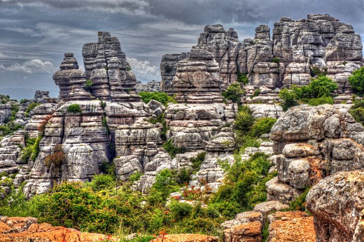Torcal de Antequera - Rod Jones Photography