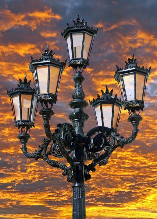 Mijas sunset - Rod Jones Photography