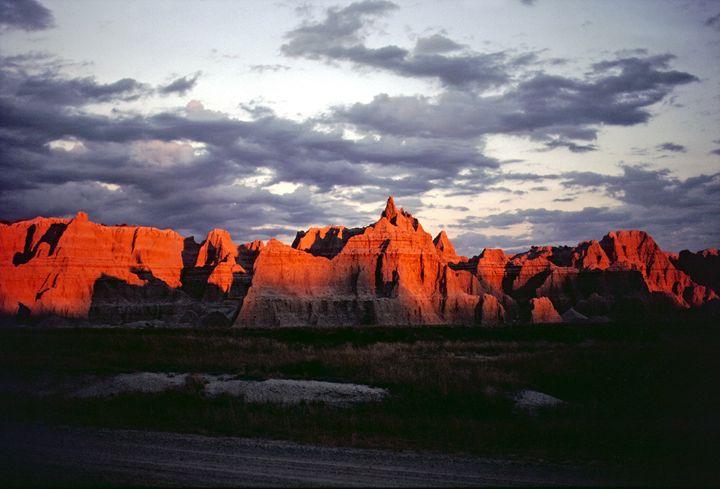 Badlands, South Dakota - Rod Jones Photography