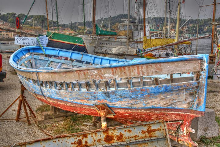 Boat for sale - Rod Jones Photography