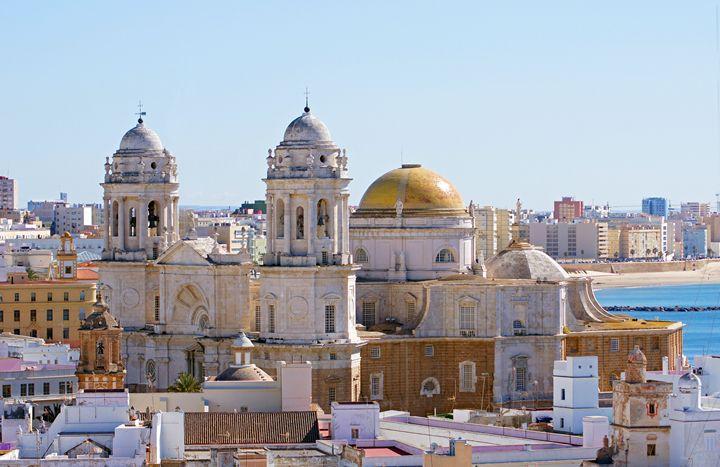 Cadiz Cathedral - Rod Jones Photography