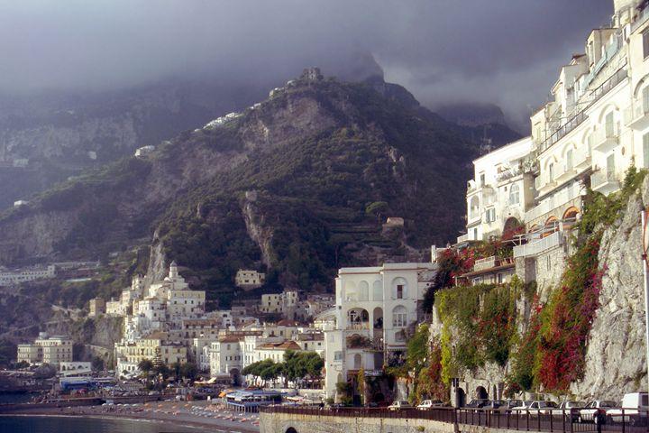 The town of Amalfi - Rod Jones Photography
