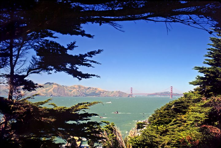 Golden Gate Bridge, San Francisco - Rod Jones Photography
