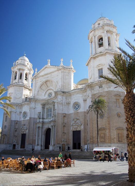 Cadiz Cathedral - Rod Jones Photography