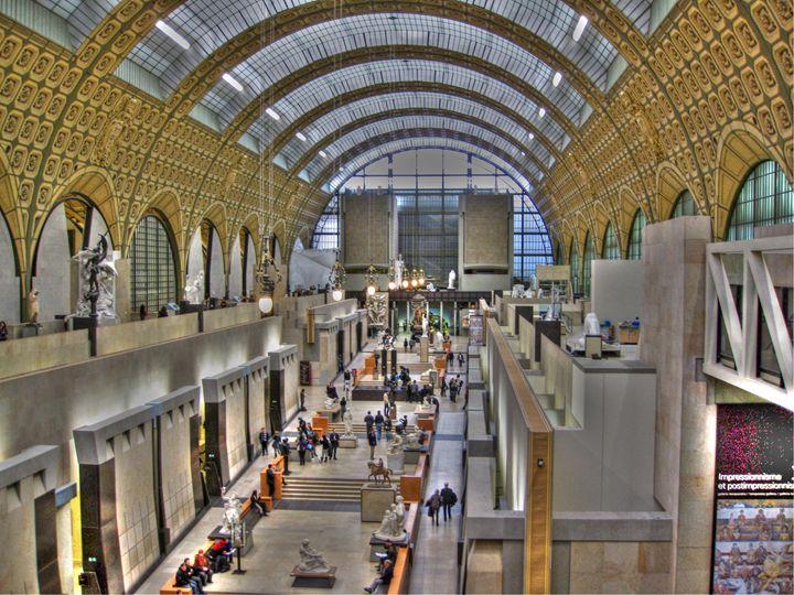 Musée d'Orsay - Rod Jones Photography