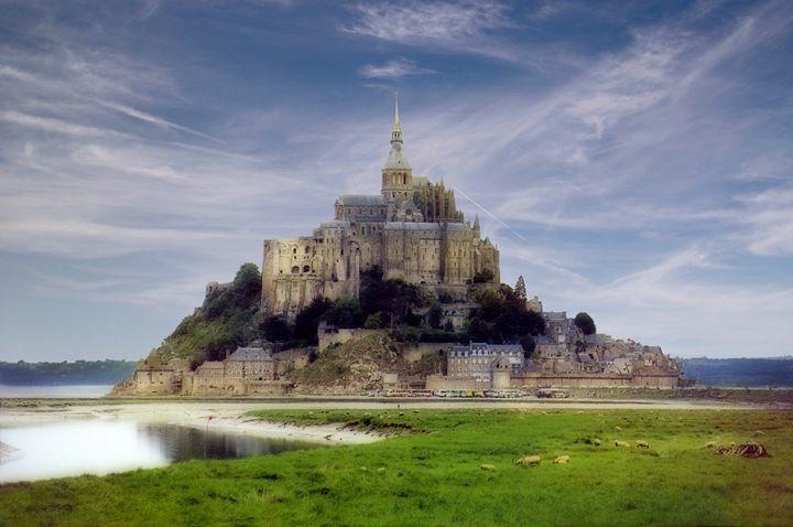 Mont St Michel - Rod Jones Photography