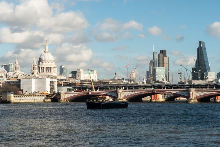 London skyline - Rod Jones Photography