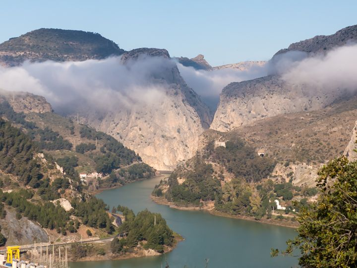 Spain: the Garganta del Chorro gorge - Rod Jones Photography