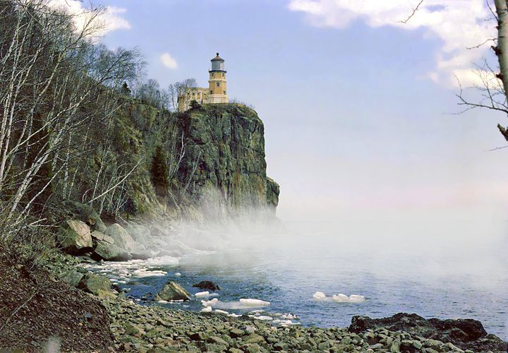 Split Rock Lighthouse - Rod Jones Photography