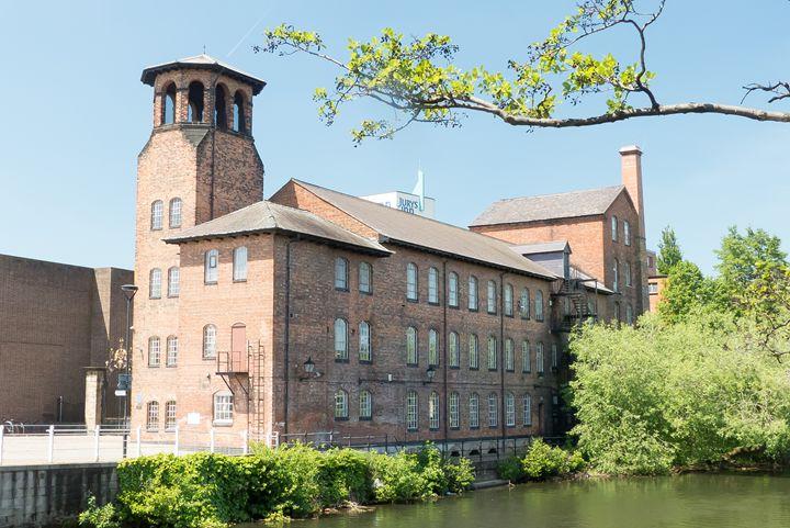 The Old Silk Mill - Rod Jones Photography