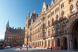 St Pancras Station - Rod Jones Photography