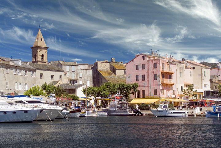 St Florent in Corsica - Rod Jones Photography