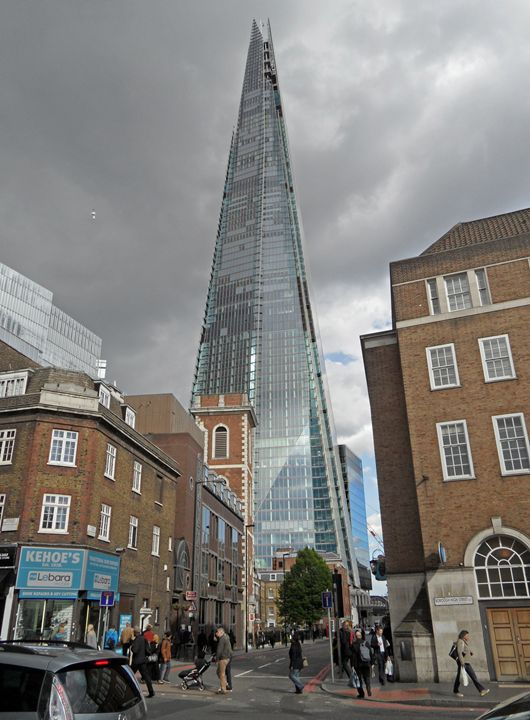 The Shard of Glass (aka The Shard), - Rod Jones Photography