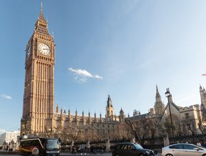 The Palace of Westminster - Rod Jones Photography