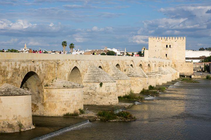 Cordoba's Roman Bridge - Rod Jones Photography