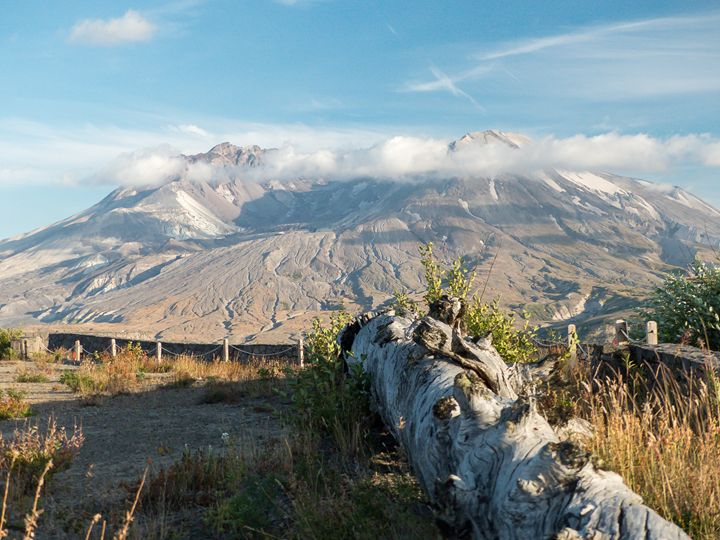 Mt St Helens - Rod Jones Photography