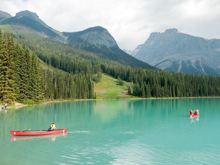 Emerald Lake - Rod Jones Photography