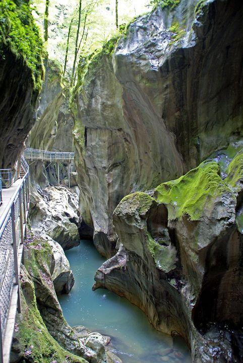 Gorges du Pont du Diable - Rod Jones Photography